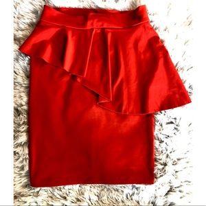 """Bebe """"mini"""" Skirt"""